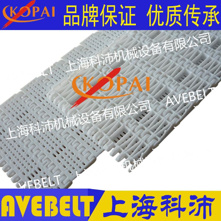 UN3810B塑料网带链 平格模块输送网带链 38.1mm节距模组网带链