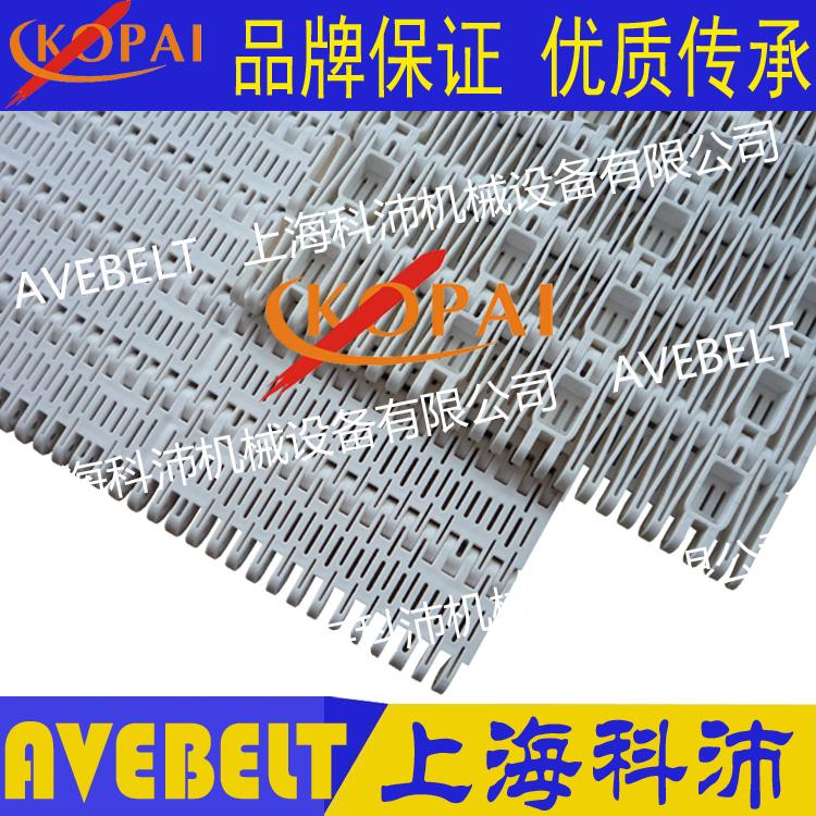 6996塑料网带链 平格模块输送网带链 57.15mm节距模组网带链