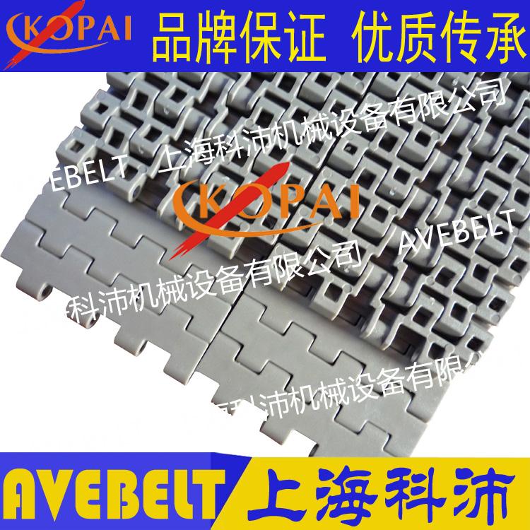 1505塑料网带链 15mm节距输送机模块网带REXNORD输送带塑钢传送带